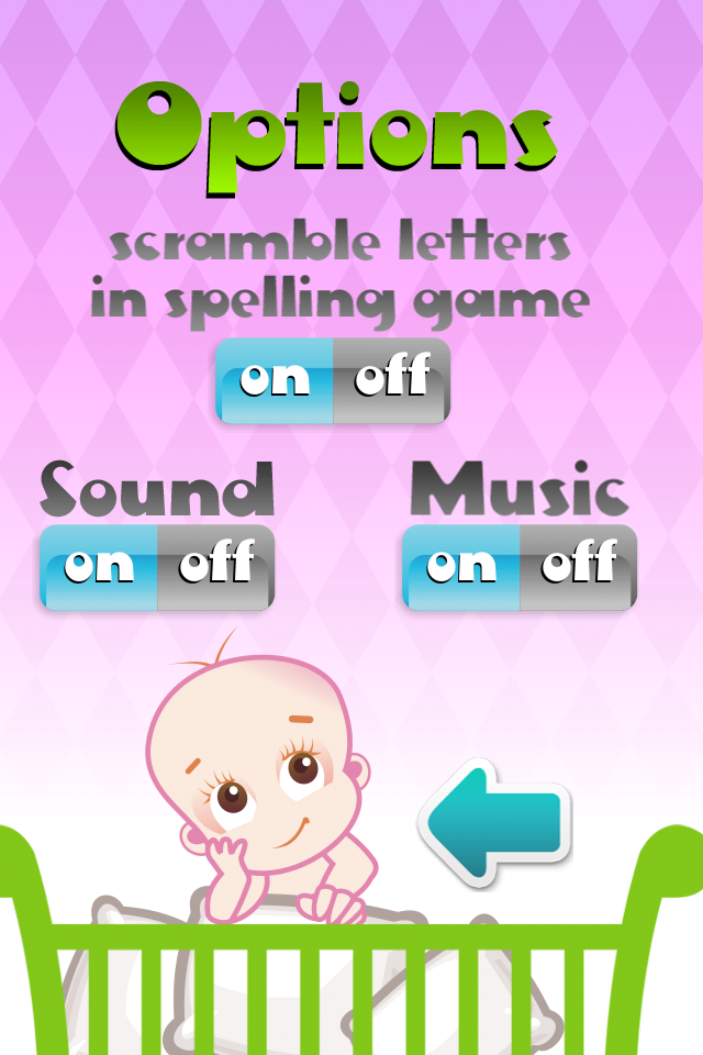 Screenshot Where's My Bear? : Learn ABCs 123s Spelling & Math for Kids