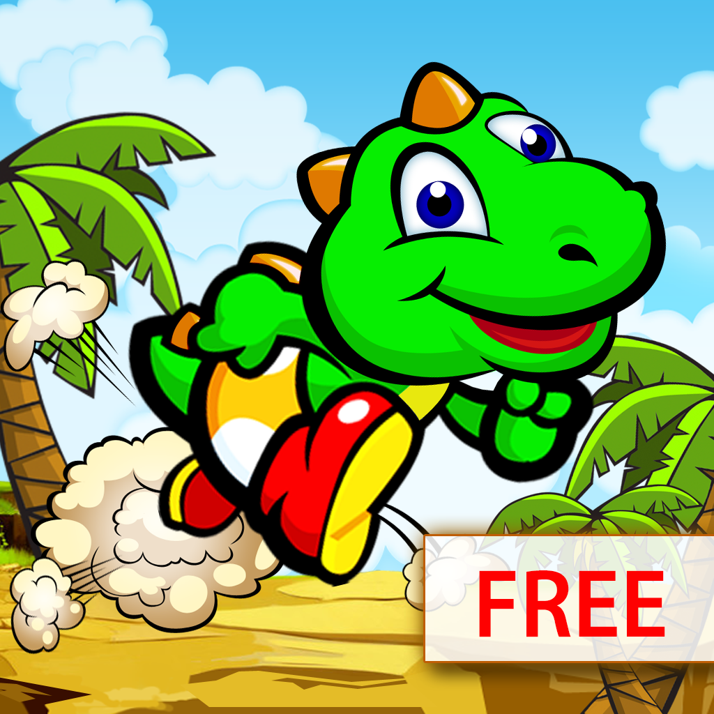 Magic Dino World FREE - Fantasy Puzzle and Maze in The Lost Land!