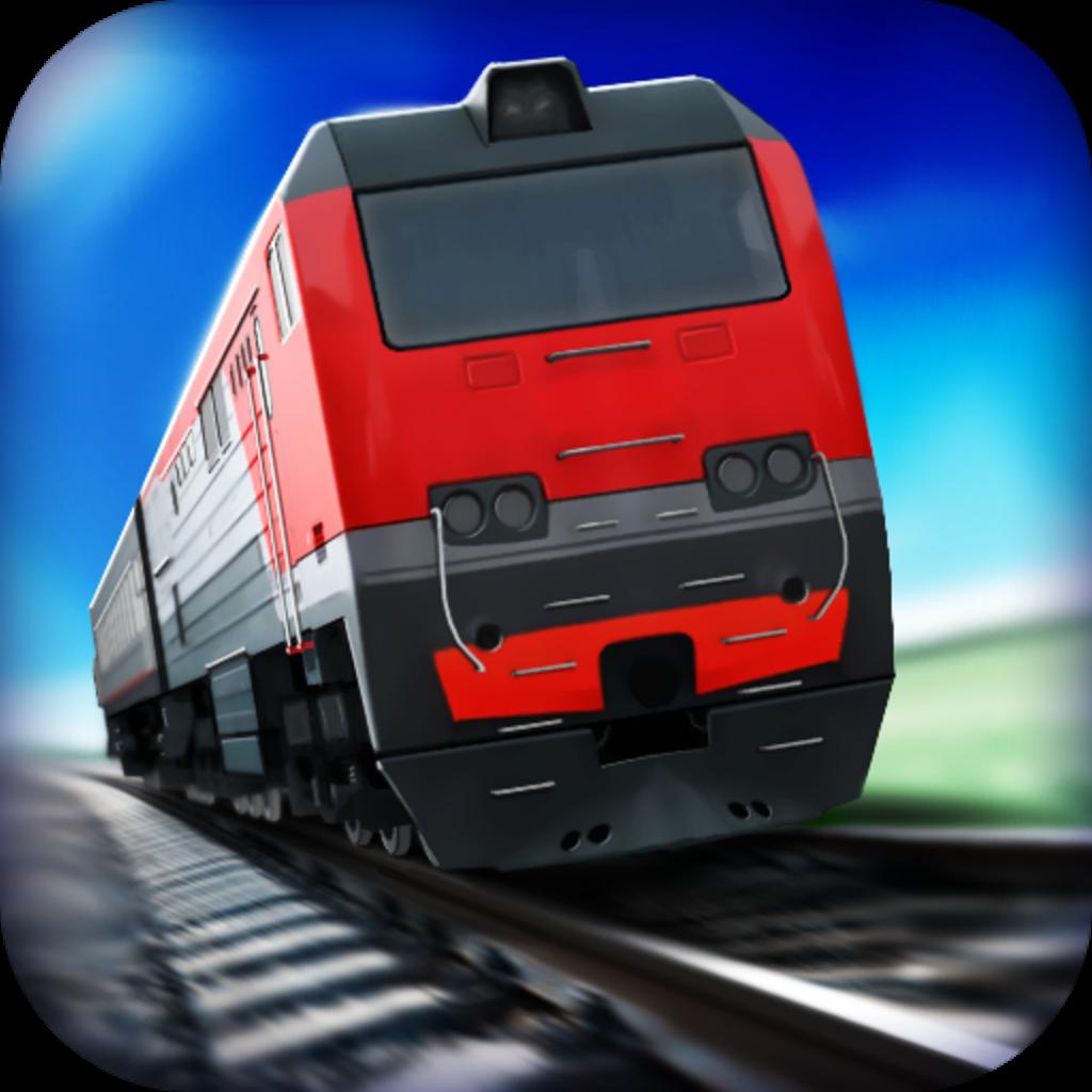 驾驶火车 3d